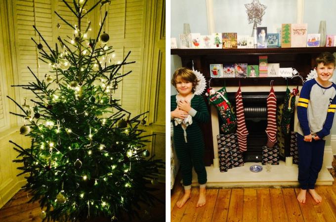 The Night Before Christmas on feedingboys.co.uk