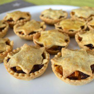Zesty Apple and Orange Tartlets on feedingboys.co.uk