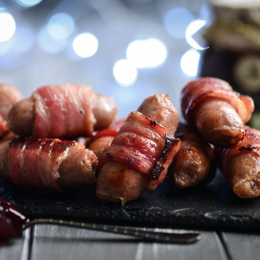 Pigs in Blankets from farmison.co.uk reviewed on feedingboys.co.uk