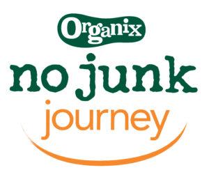 Organix #NoJunkJourney