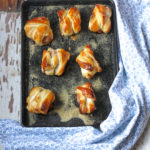 Chutney Sausage Rolls on feedingboys.co.uk