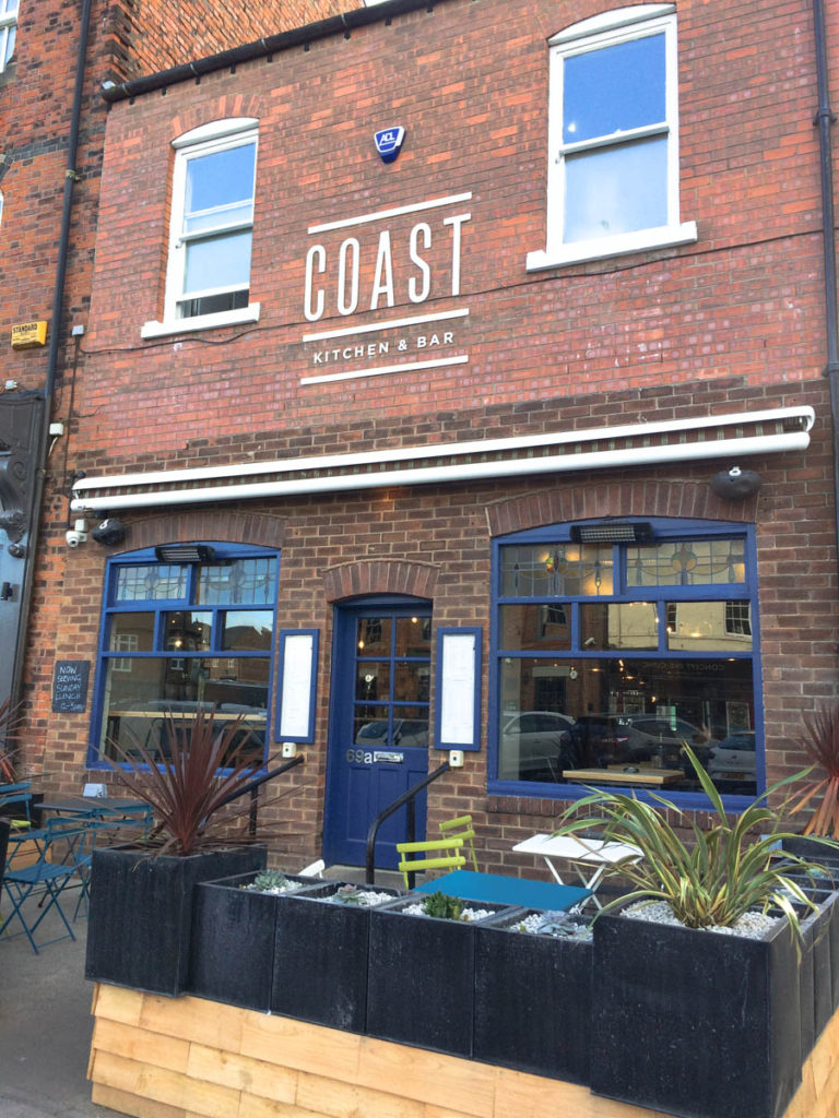 Coast Kitchen And Bar Tynemouth