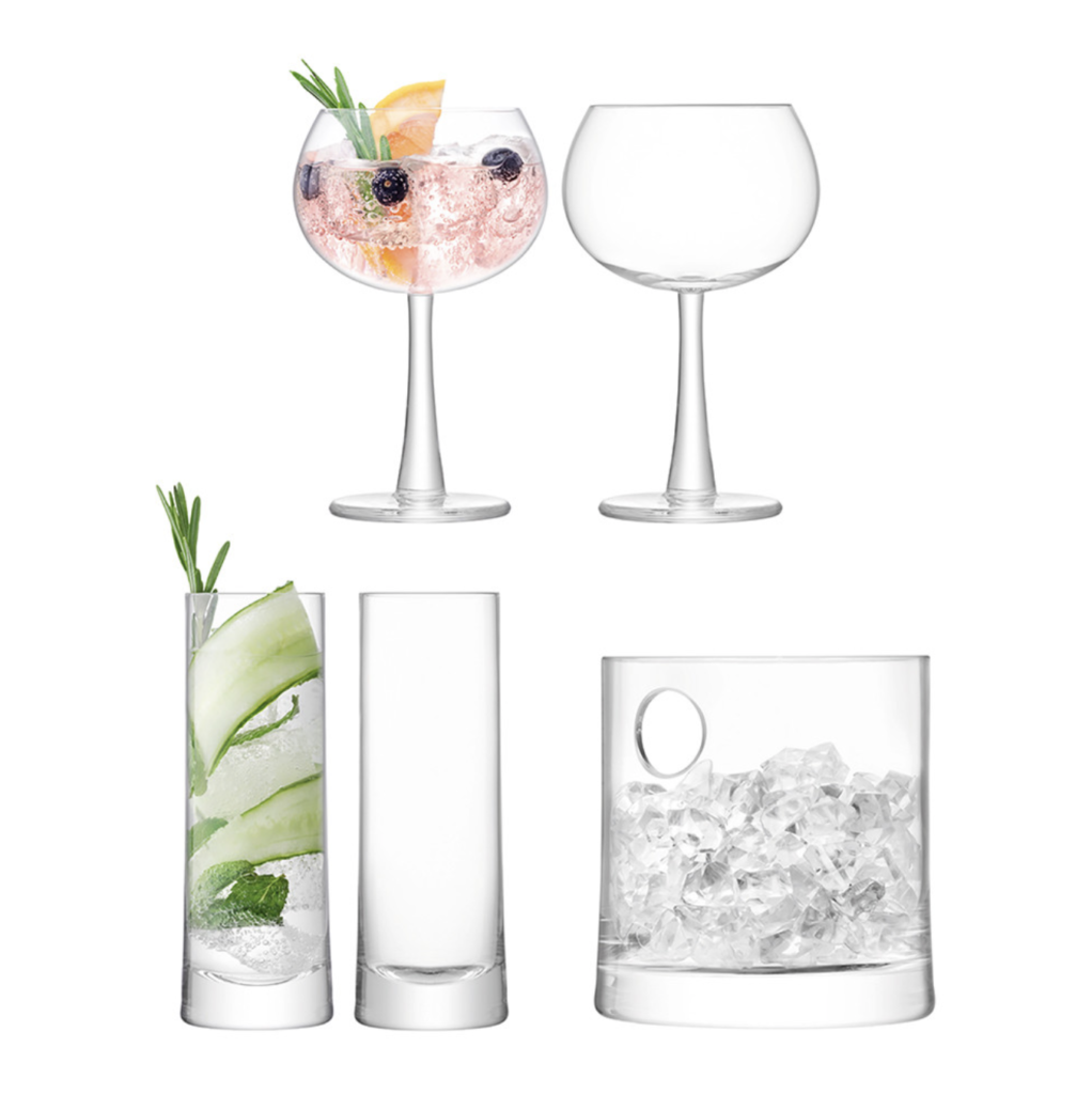 LSA International Gin Ice Set on amara.co.uk