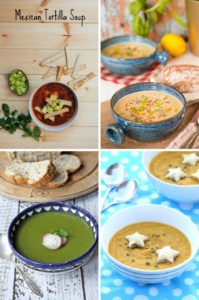Try these delicious soup recipes