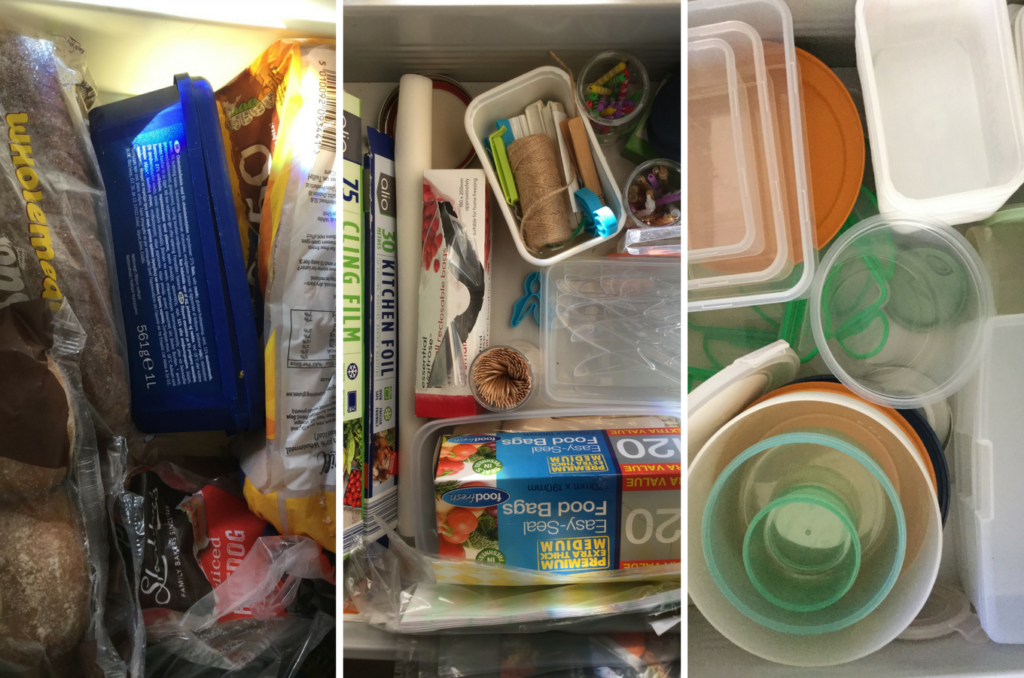 food storage solutions in the feeding boys kitchen