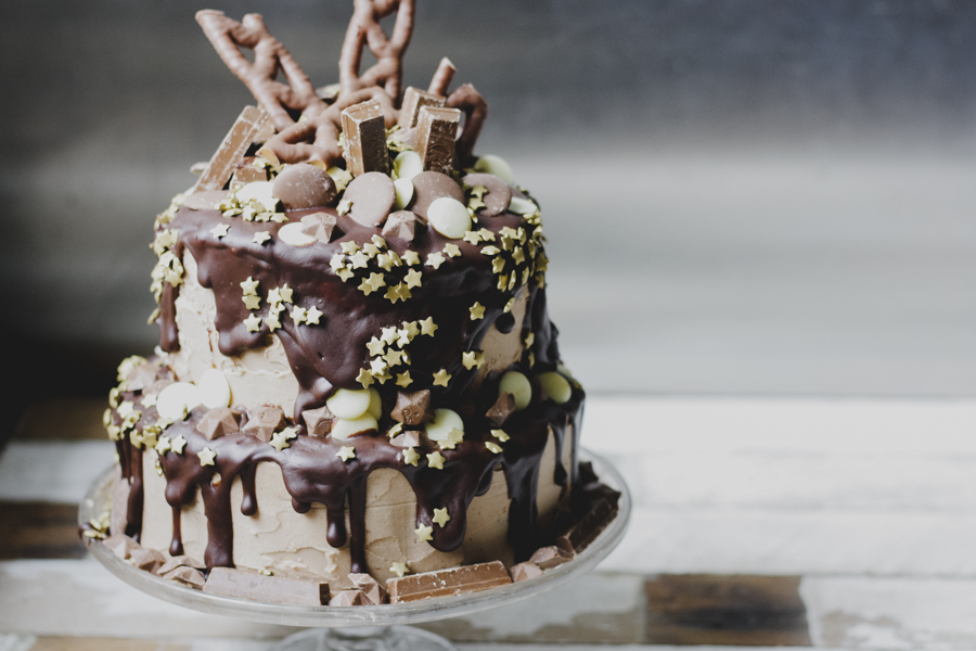 The Ultimate Chocolate Birthday Cake Feeding Boys Amp A