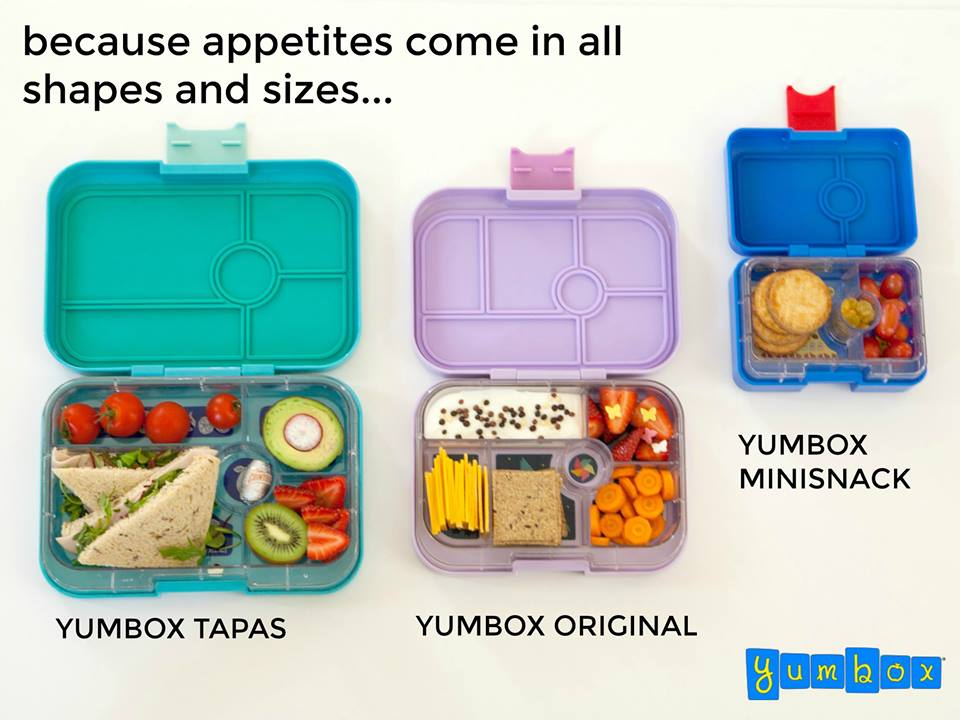 The Yumbox Range
