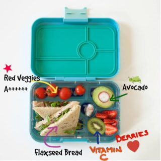Win Yumbox Tapas lunchbox