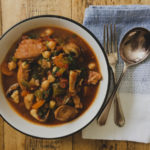 Slimming World Lunch Idea: Spicy Chicken and Vegetable Meal Soup on feedingboys.co.uk