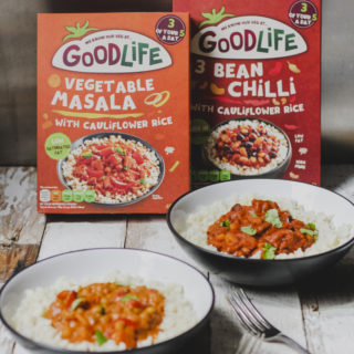 Goodlife Foods Frozen Ready Meals