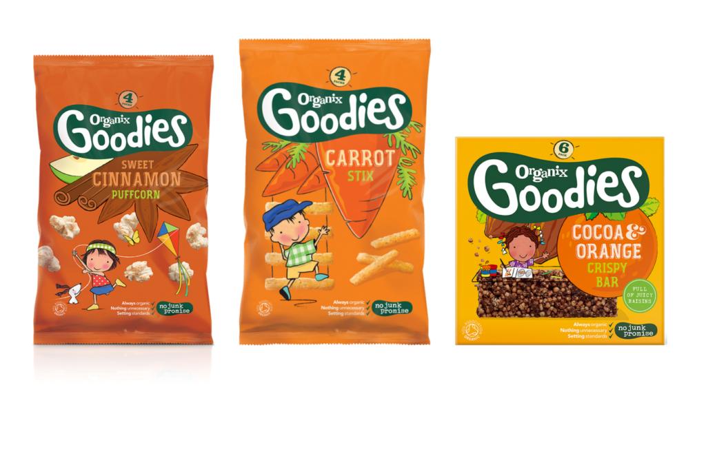 Our favourite Organix Toddler Snacks #NoJunkJourney
