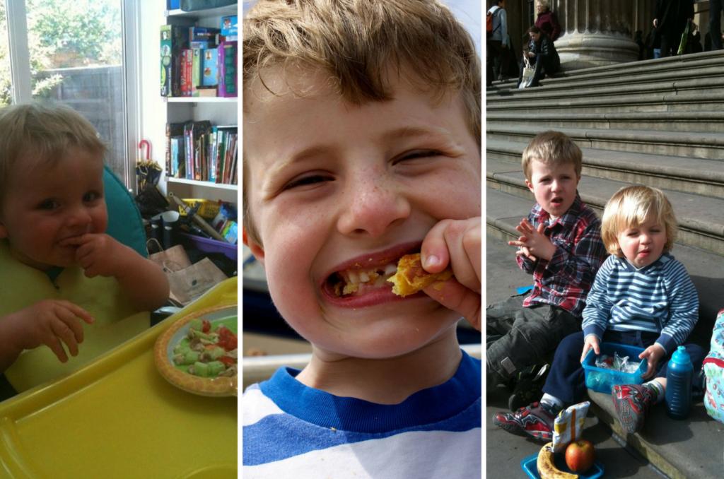 Toddler snacks and how to avoid hangry meltdowns on feedingboys.co.uk #NoJunkJourney