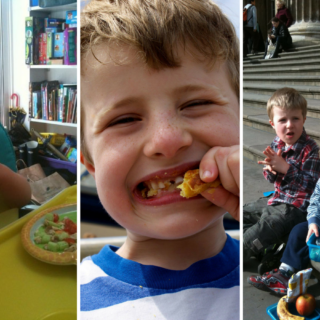 Toddler snacks and how to avoid hangry meltdowns on feedingboys.co.uk #NoJunkJourney