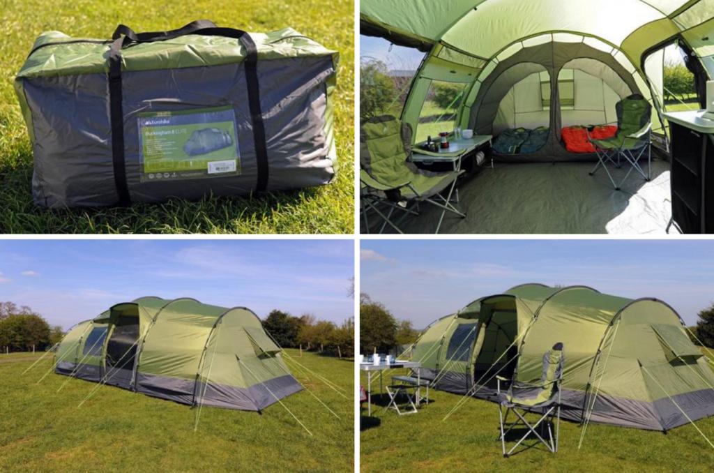 Buckingham Elilte tent from Millets