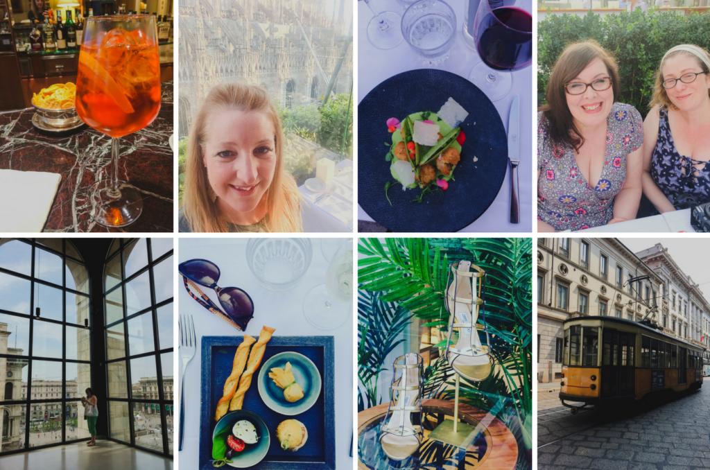 Highlights of a weekend in Milan on feedingboys.co.uk