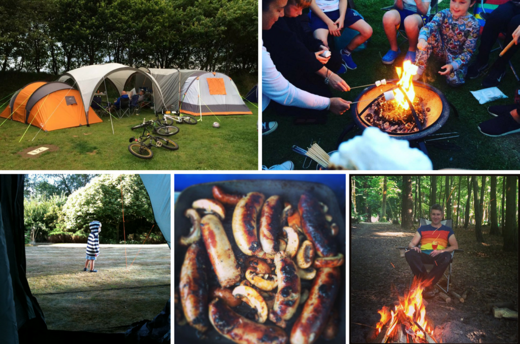 Top 10 Camping Recipes on feedingboys.co.uk