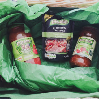 Win a hamper of Dolmio sauces on feedingboys.co.uk