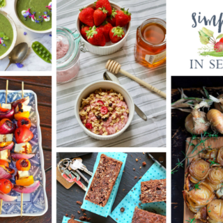 Simple and in Season July and August round-up on feedingboys.co.uk