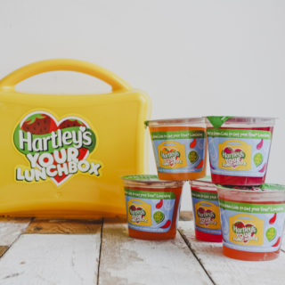 Lunchbox filler: Hartley's Jelly Pots