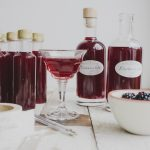 Home-made gifting: Blackberry Vodka on feedingboys.co.uk