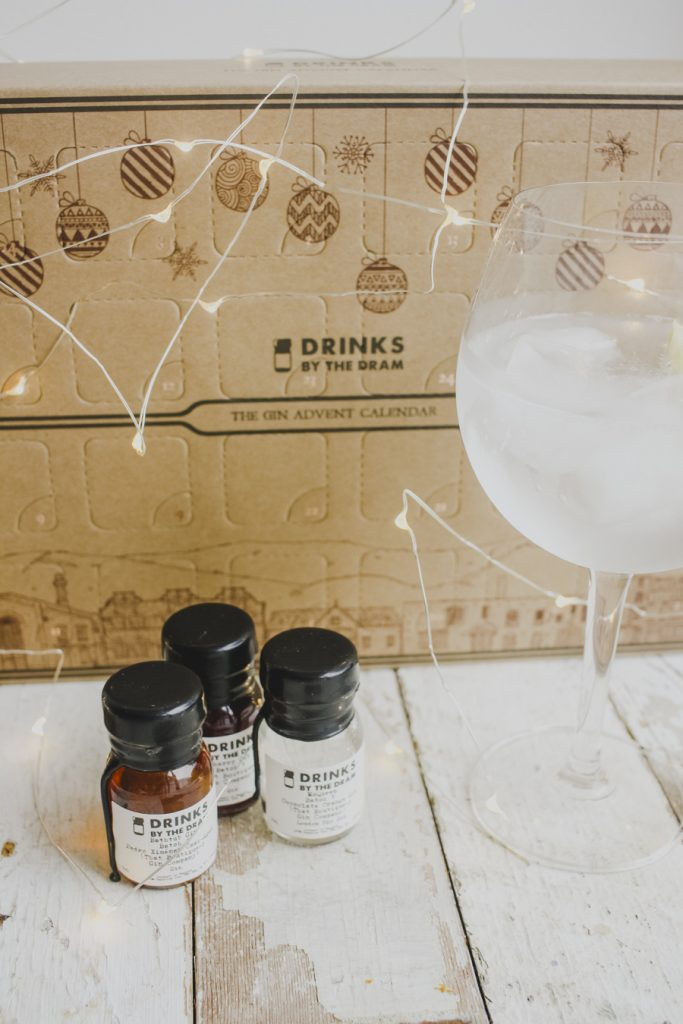 Review: Gin Advent Calendar from Drinks By The Dram on feedingboys.co.uk