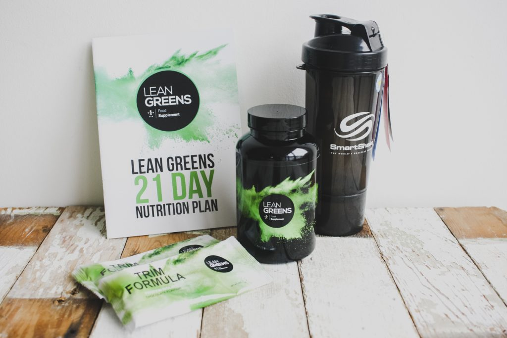 Lean Greens Powder review on feedingboys.co.uk