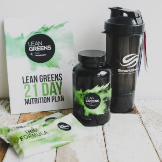 January Health Kick? We try Lean Greens Powder