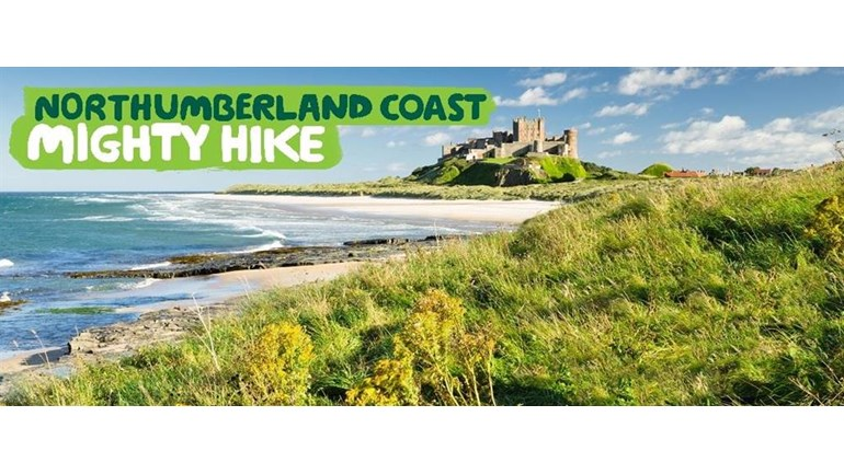 Northumberland Coast Mighty Hike for Macmillan Cancer Support