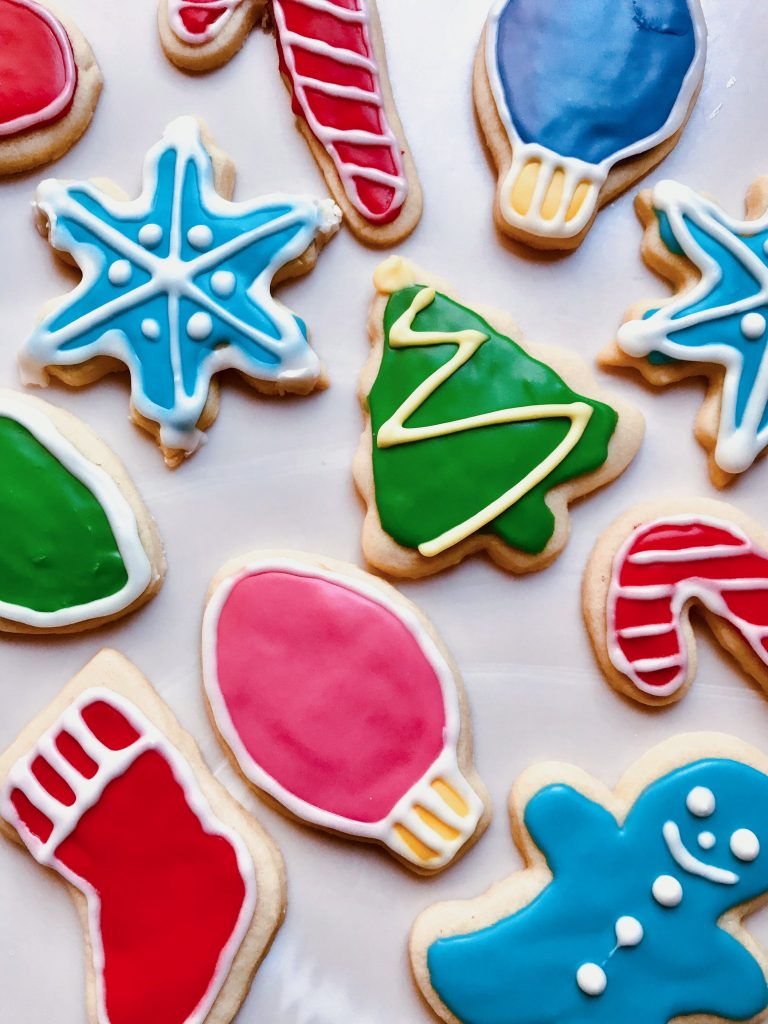 Christmas Sugar Cookies fro Chaos With Coffee for Simple and in Season on feedingboys.co.uk