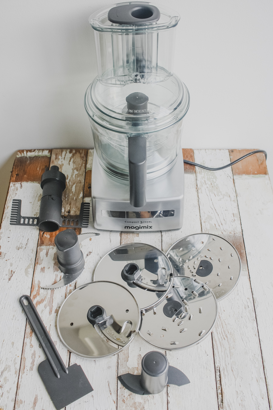 Food Processor Review: Magimix Compact 3200 XL on feedingboys.co.uk