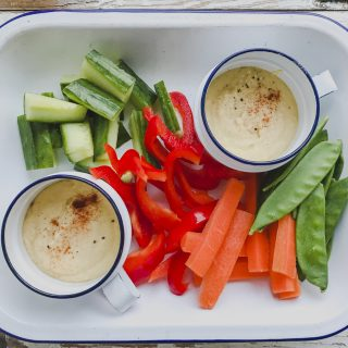 Slimming World Friendly Hummus Recipe on feedingboys.co.uk