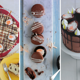 Easter Entertaining: Three Stunning Creme Egg Dessert Ideas