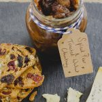Toasted Walnut and Spiced Pear Chutney on feedingboys.co.uk